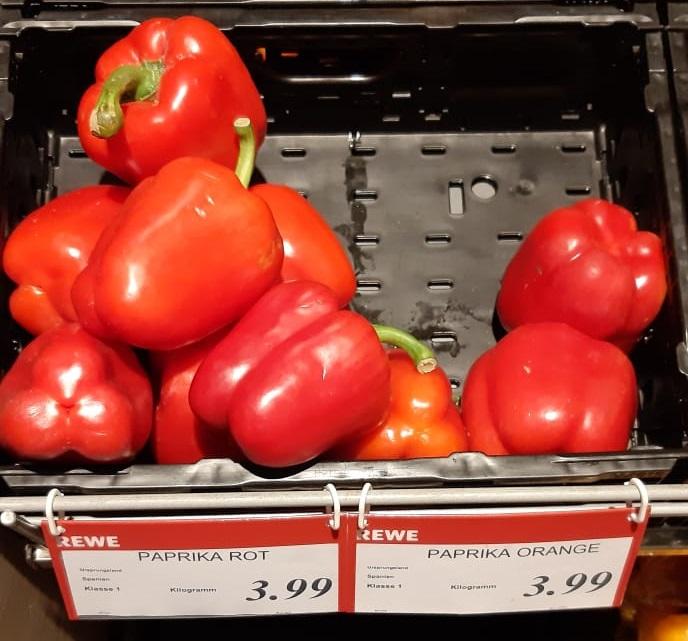 Fig. 3: Paprika ('peperoni')